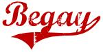 Begay (red vintage)