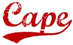 Cape (red vintage)