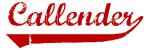 Callender (red vintage)