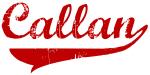 Callan (red vintage)