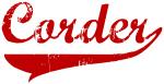 Corder (red vintage)