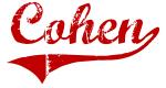 Cohen (red vintage)