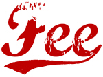 Fee (red vintage)