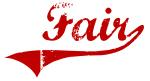 Fair (red vintage)