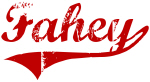 Fahey (red vintage)