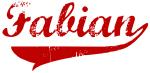 Fabian (red vintage)