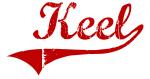 Keel (red vintage)