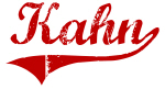 Kahn (red vintage)