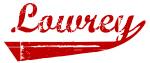 Lowrey (red vintage)