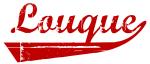 Louque (red vintage)