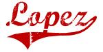 Lopez (red vintage)