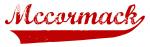 Mccormack (red vintage)
