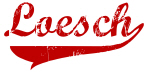 Loesch (red vintage)