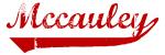 Mccauley (red vintage)