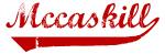 Mccaskill (red vintage)