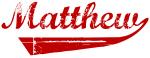 Matthew (red vintage)