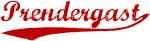 Prendergast (red vintage)