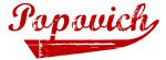 Popovich (red vintage)