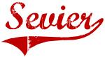 Sevier (red vintage)