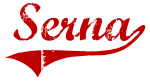 Serna (red vintage)