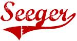 Seeger (red vintage)