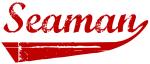 Seaman (red vintage)