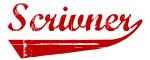Scrivner (red vintage)