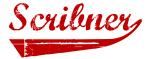 Scribner (red vintage)