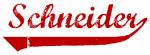 Schneider (red vintage)