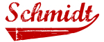 Schmidt (red vintage)