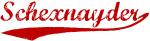Schexnayder (red vintage)