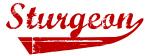 Sturgeon (red vintage)