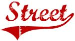 Street (red vintage)