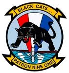 Patrol Squadron VP 91 USS Navy Ships