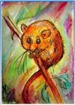 Mouse, animal art