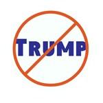 Anti Trump, no trump 2016