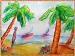 Island art!