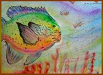 Tropical fish! Art