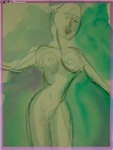 Abstract nude! Art
