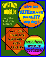 VIRTUAL WORLDS T-SHIRTS & GIFTS