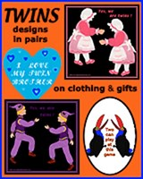 TWINS T-SHIRTS & GIFTS