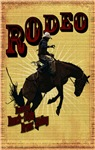 Copy of Vintage Rodeo Poster