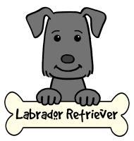 Personalized Labrador