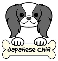 Personalized Japanese Chin
