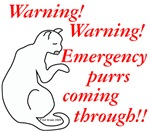 Emergency Purrs...