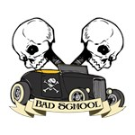 Bad School Car
