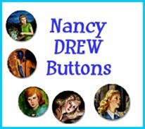 Nancy Drew Buttons