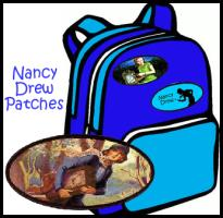 Nancy Drew Patches
