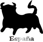 Black España Bull
