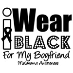 I Wear Black Ribbon For My Boyfriend T-Shirts